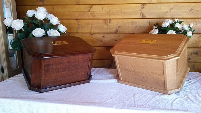 Example of Caskets